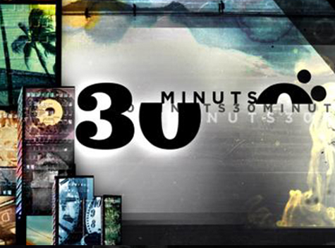 """El """"30 minuts"""" d'ahir va ser l'opció més seguida al """"prime time"""""""