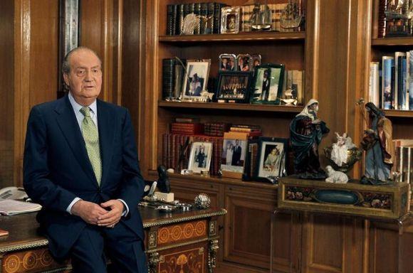 El missatge del Rei Joan Carles I va ser un dels espais més seguits del dia a TV3