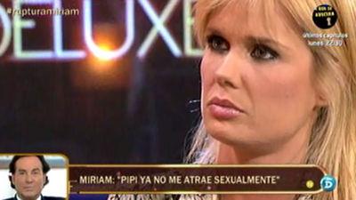 """La ex actriu porno Míriam Sánchez va protagonitzar el """"Sálvame Deluxe"""" d'aquest divendres"""