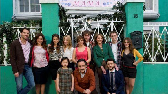 """""""Familia"""", la nova sèrie de Telecinco, va ser líder de bona part del prime time d'ahir"""