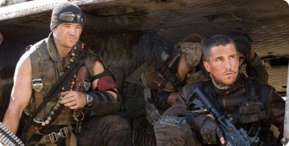 """""""Terminator Salvation"""" va liderar la nit després del """"30 minuts"""""""