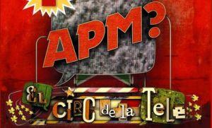 """L'""""APM?"""" continua en bona forma i ahir va tornar a superar el mig milió d'espectadors."""