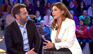 El programa de Telecinco va comptar ahir amb la presència de la cantant Sabrina.