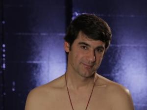 """L'ex torero Jesulín de Ubrique és un dels concursants del talent """"Splash! Famosos al agua""""."""