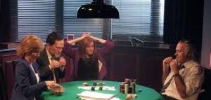 Polòna es va situar per sobre del 18% amb gags com el de la partida de pòker de Bàrcenas amb Rajoy.