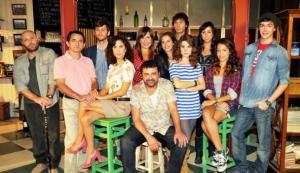 """La sèrie """"Con el culo al aire"""" va estrenar la seva segona temporada liderant a Catalunya."""