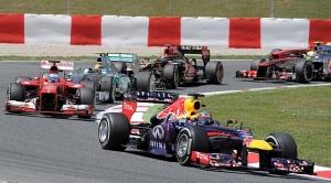 La F1 va ser l'espai més vist del dia.