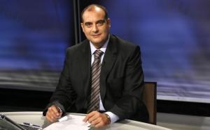 """Xavier Bosch ha conduït la darrera etapa d' """"Agora"""" a TV3. Font: comunicacio21.cat"""