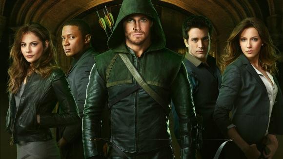 """La sèrie """"Arrow"""" va ser el més vist de la franja del prime time català."""