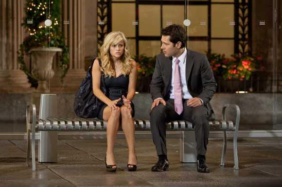 Reese Whiterspoon i Paul Rudd són els protagonistes del film més vist de la nit.