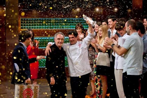 """La final de """"Masterchef"""" va provocar que La1 tornés a ser la cadena més vista del prime time a Catalunya. Font: RTVE"""