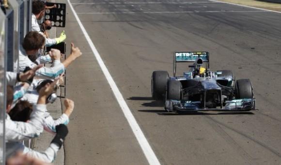 Lewis Hamilton va ser el guanyardor del G.P. d'Hungria.