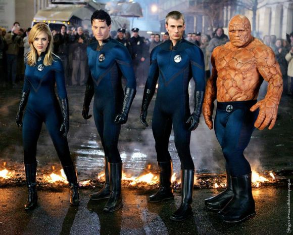 """La1 va ser la cadena més vista del prime time gràcies a la pel·lícula """"Los 4 fantásticos y Silver Surfer""""."""