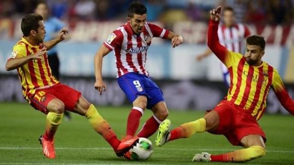 David Villa va marcar contra el seu ex equip.