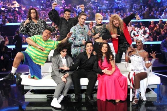"""El talent de famosos """"Tu cara me suena"""" és un dels èxits de la temporada d'Antena3."""