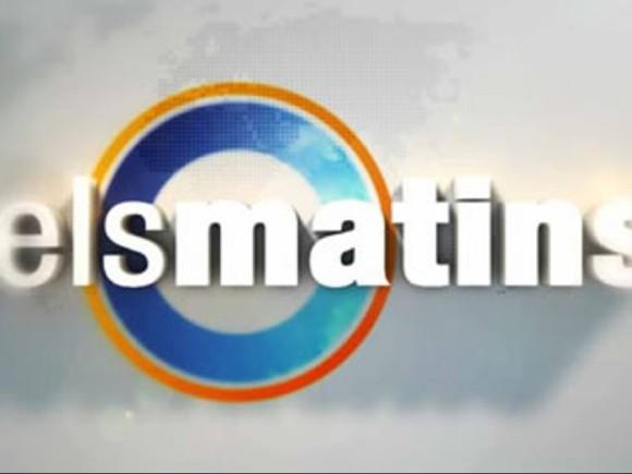 """""""Els Matins"""" de TV3 va registrar ahir  a les 12:46h un 1,5% de quota de pantalla. Rècord negatiu de l'espai."""