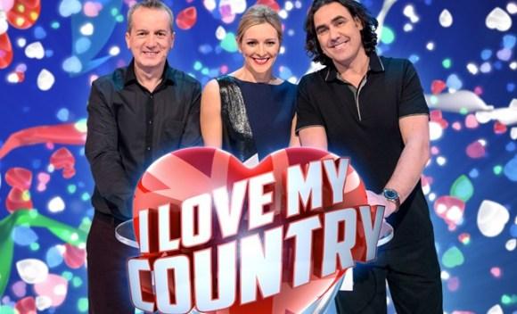 """""""I love my country"""", (l'original en anglès), és la nova aposta de TV3 per les nits de dissabte."""