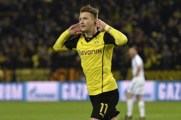 El Reial Madrid va patir davant el Dortmund. L'equip alemany no en va tenir prou amb un 2 a 0.